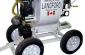 MINEPRO Langford Series Grout Mixer and Pump