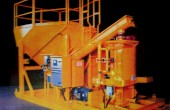 Cemented Rock Fill (SRF) Slurry Plant