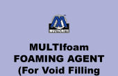 MULTIfoam Foaming Agent